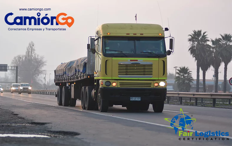 CamiónGo recibió certificación mundial en logística justa