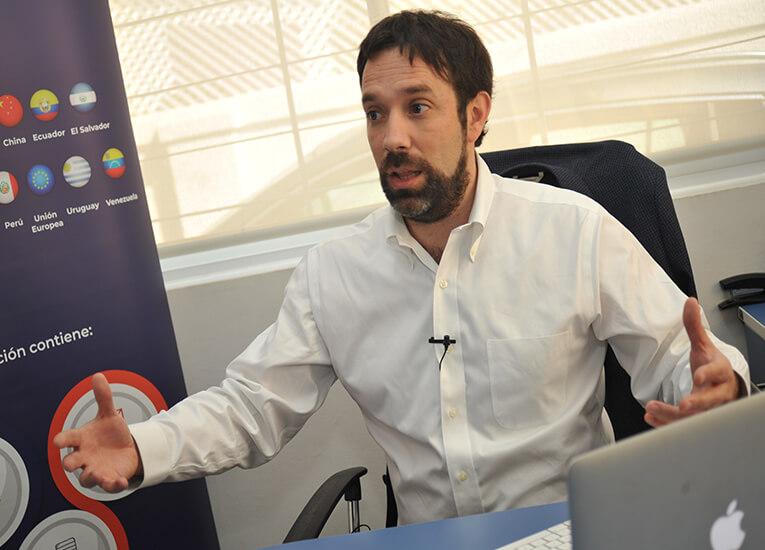 Pablo Morales, CEO Datasur: «En los últimos 30 años, las exportaciones mexicanas han crecido 13 veces su valor»