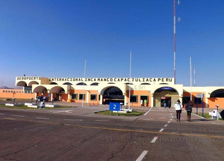 Perú invertirá US$ 1,7 millones en pista de aterrizaje del aeropuerto de Juliaca