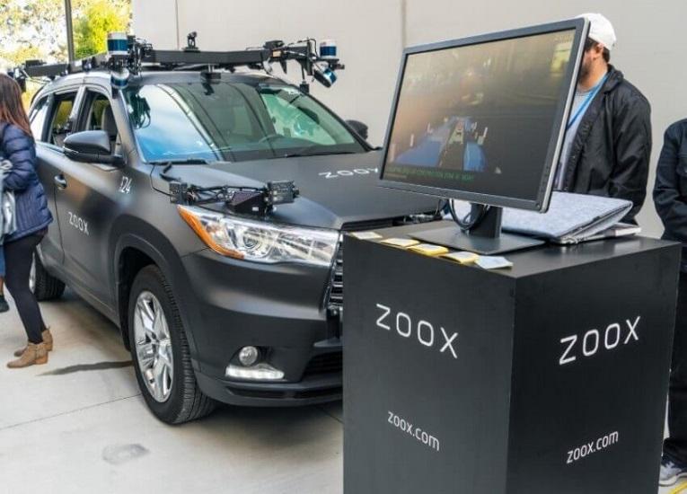 Amazon adquiere la compañía de vehículos autónomos Zoox