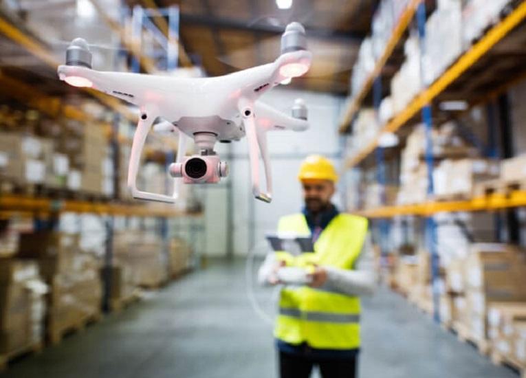 Tecnología Inalámbrica, punto de partida para la última generación en la industria logística