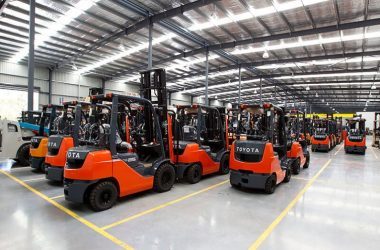 España: Toyota Material Handling implementa nueva línea de negocio de automatización