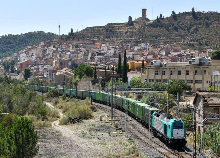 España conversa alianza con Francia para rehabilitar ruta ferroviaria entre Zaragoza y Pau (FOTO: El Mercantil)