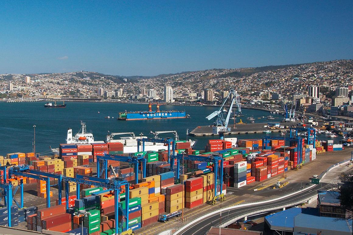 La deuda pendiente de los puertos o concesionarios chilenos  en cuanto a carbono neutralidad