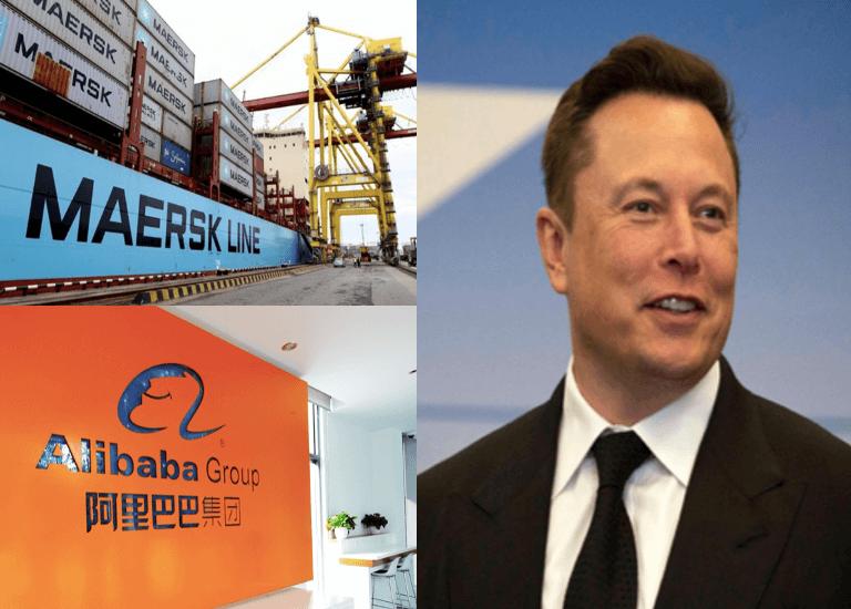 Análisis de la semana: Maersk marcas / Alibaba invierte fuerte / Neuralink