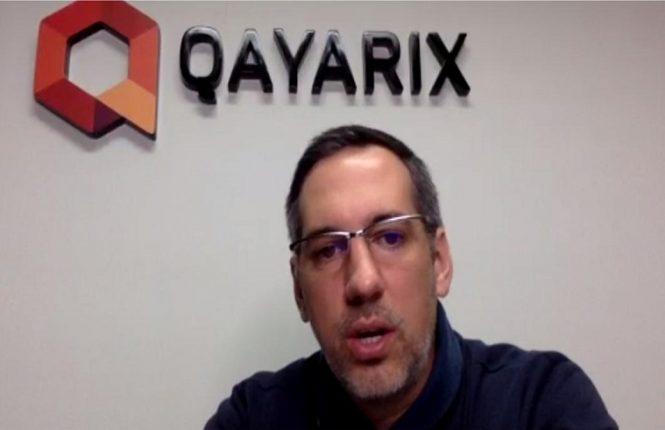 Giacomo Navach, CEO y fundador Qayarix