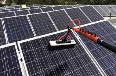 Suncast aplica IA para limpieza en central fotovoltaica