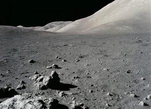 NASA crea proyecto para recolectar rocas y polvo lunar / FOTO NASA