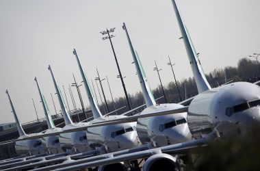 Aeropuertos de España invierten en aparcamientos de aviones / FOTO Euronews