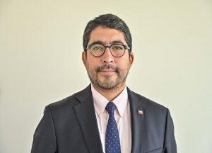 Iván Cheuquelaf, Subsecretario de Minería / FOTO Ministerio de Minería