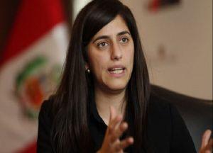 María Antonieta Alava, Ministra de Economía y Finanzas de Perú / FOTO Revista Costos