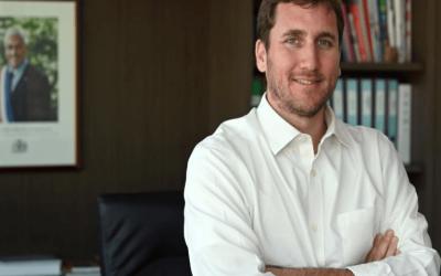 Pablo Terrazas de Corfo y el programa «Chile: Logística Colaborativa»