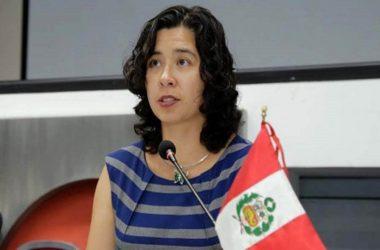 Sayuri Bayona, viceministra de Comercio Exterior