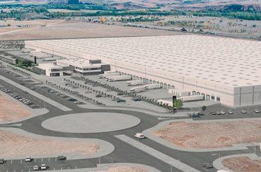 Energía utilizada en centro logístico de Guadalajara es de origen 100% renovable / FOTO Alditraex
