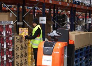 XPO Logistics, lidera el mercado de la paletería en España con más de 5 millones de palets entregados en 2019