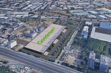 Goodman adquirió los terrenos de la antigua fábrica Iveco-Pegaso en Madrid por 37 millones de euros.