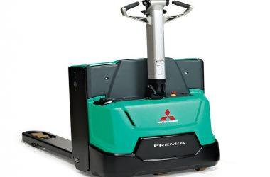 Su altura es de 220mm y es un valor añadido en operaciones con rampas y muelles de carga.