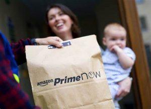 Amazon Prime Now llevará el importe mínimo para que la entrega sea gratuita de 40 a 50 euros.