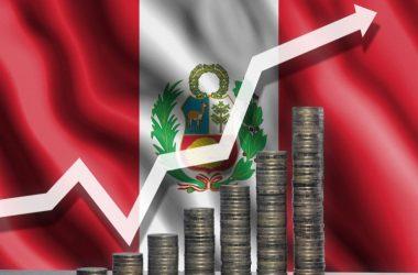 El avance respondió al incremento de los precios de exportación del oro, cobre, café y harina de pescado.