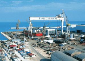 Fincantieri revela planes para construcción de nuevo astillero en México