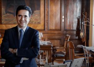 Ministro de Hacienda, Ignacio Briones: pertenecer a la OCDE ha sido un motor de cambios regulatorios importantes.