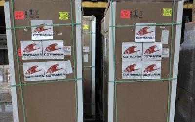 Cotransa ofrece ultra congeladores para conservación de la vacuna contra el Covid 19