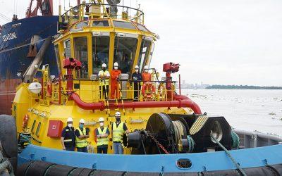 Ecuador: SAAM aumenta su flota al adquirir dos nuevos remolcadores