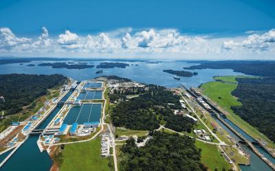 El Canal de Panamá ampliará el fondeadero en Monte Lirio