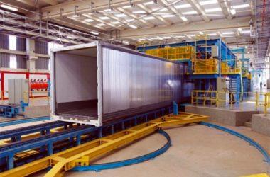 China es el país manufacturero de contenedores más grande del mundo con una cuota de mercado superior al 95%.