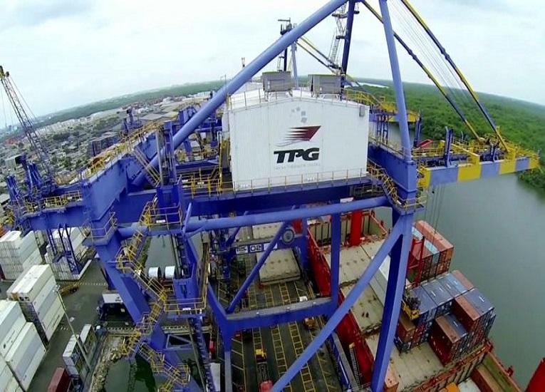 Resultado de imagen de Aplicación móvil de TPG ayudará en la cadena logística
