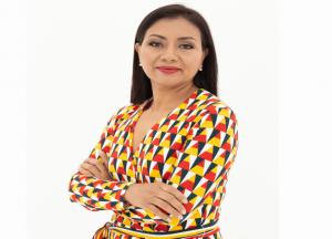 Amy Zepeda, agente de aduana de SEAL, Servicios Especializados de Aduana y Logística en Guatemala.