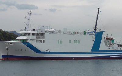 Celda de combustible de amoniaco verde probada en buques