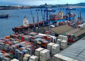 En enero de 2021 se atendieron 2.289.492 toneladas de carga.