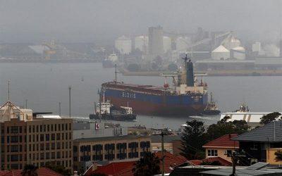 Panamá pide a la OMI interceder en el conflicto que mantienen China con Australia