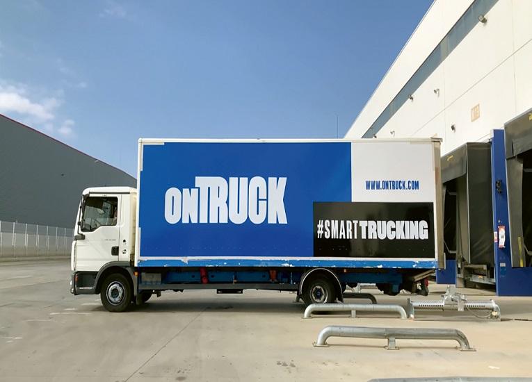 Ontruck lanzará servicio de grupaje Ontruck 24h