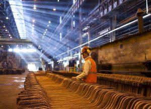 El cobre mantiene en el mes de abril un precio promedio de US$ 4,168.