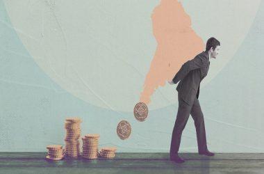 Deuda externa de Perú se ubicará en tercer lugar este año con 39.9% del PBI, después de Brasil y México.