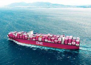 ONE, desde que comenzó la crisis el 2020, ha agregado más de 130 mil unidades de contenedores a su flota mundial.