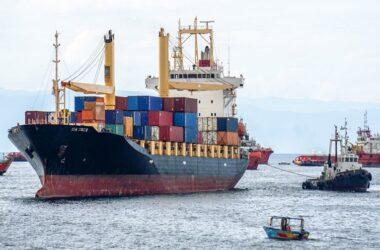 El 24 de septiembre se brindó el primer servicio de cabotaje con rumbo internacional, desde el puerto de Matarani hacia el puerto del Callao en la nave Alioth.