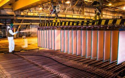 Los efectos positivos en arcas fiscales chilenas por el precio histórico del cobre