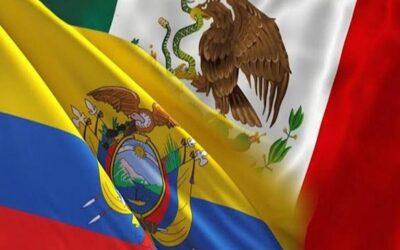Ecuador: Preocupa declive en intercambio comercial con socio mexicano