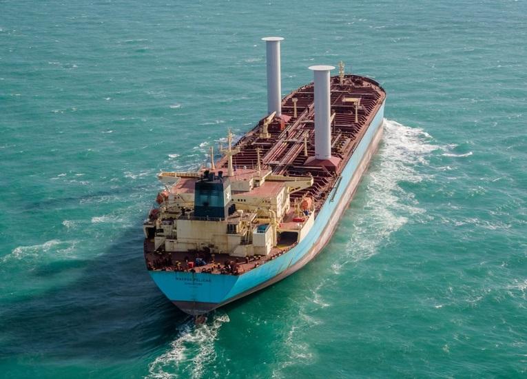 Vale S.A. recibirá buque impulsado por energía eólica
