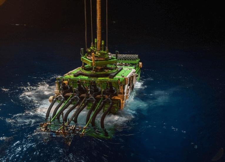 Robots: Las dudas y pruebas de la exploración minera en el océano