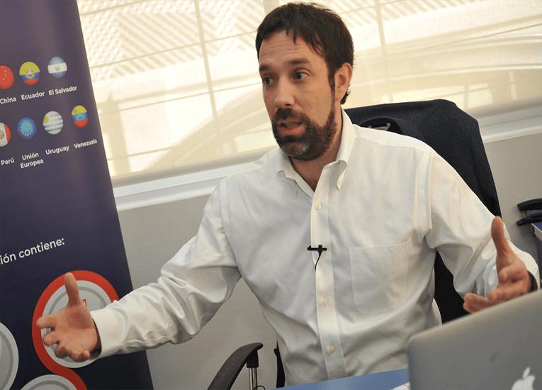 Pablo Morales, CEO Datasur: «La labor de las pymes es vital para dinamizar la economía»