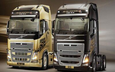 Volvo Trucks tendrá plataforma web para comprar camiones usados