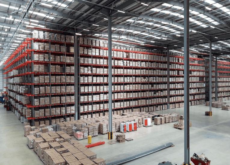 Europa necesita ocho millones de m² de superficie logística extra para almacenamiento