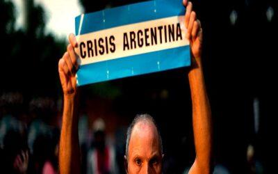 La crisis económica sigue golpeando muy fuerte a Argentina en el #AnalisisdelaSemana