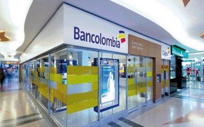 Bancos colombianos experimentaron bajas en sus ganancias