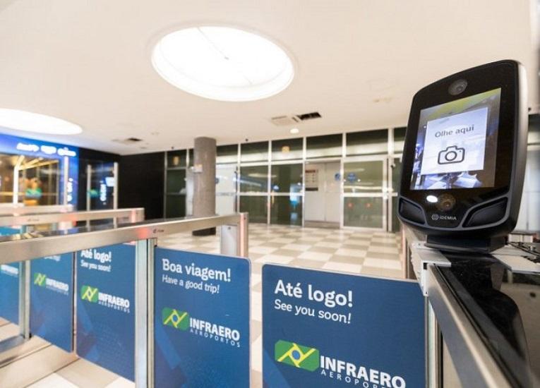 Sao Paulo y Rio de Janeiro tendrá primer puente aéreo biométrico