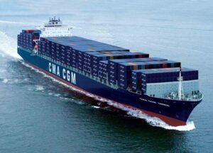 Naviera obtuvo ingresos calculados en US$10.700 millones.